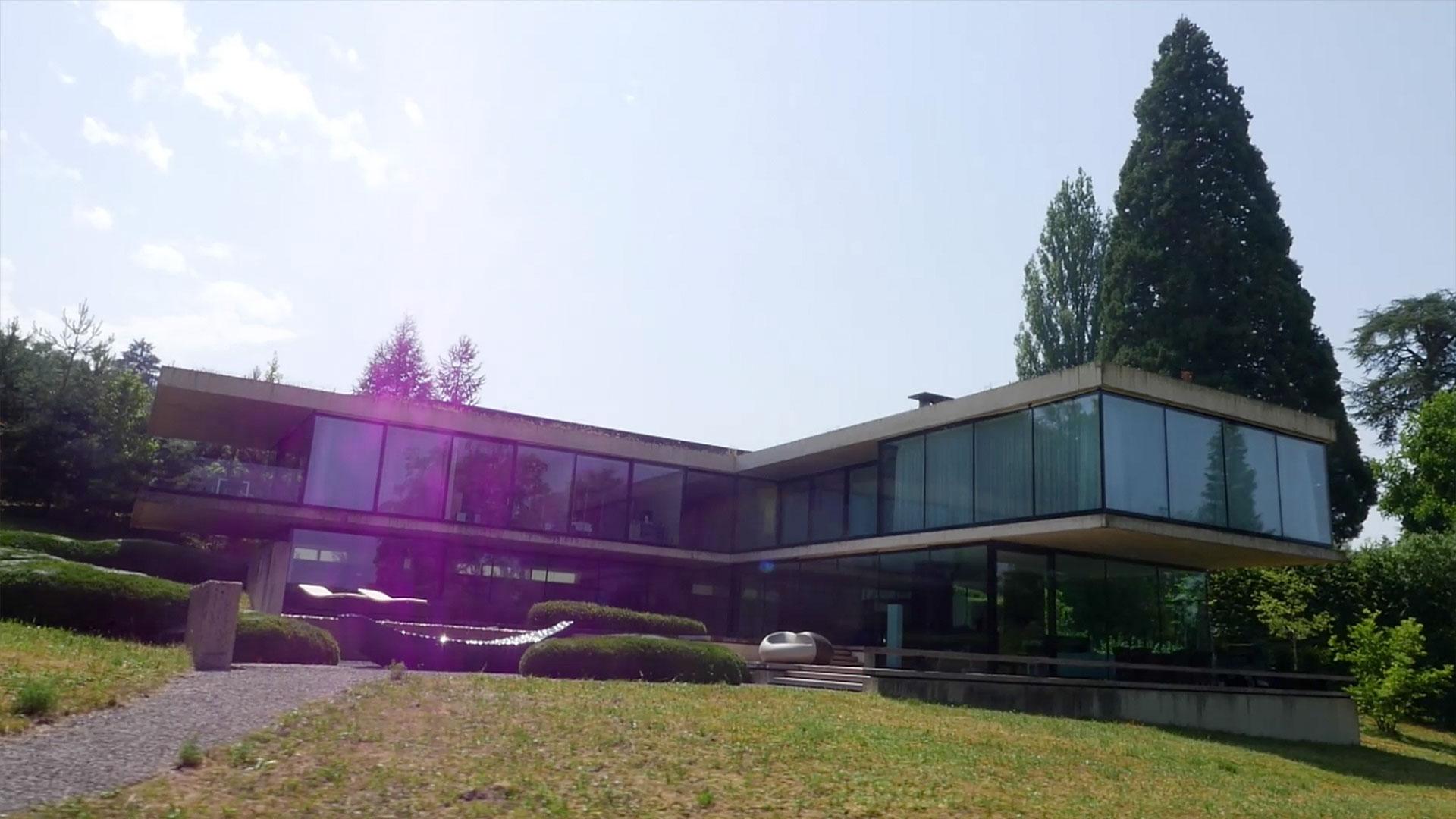 Villa st niklausenstrasse kastanienbaum amberg - Architekt amberg ...