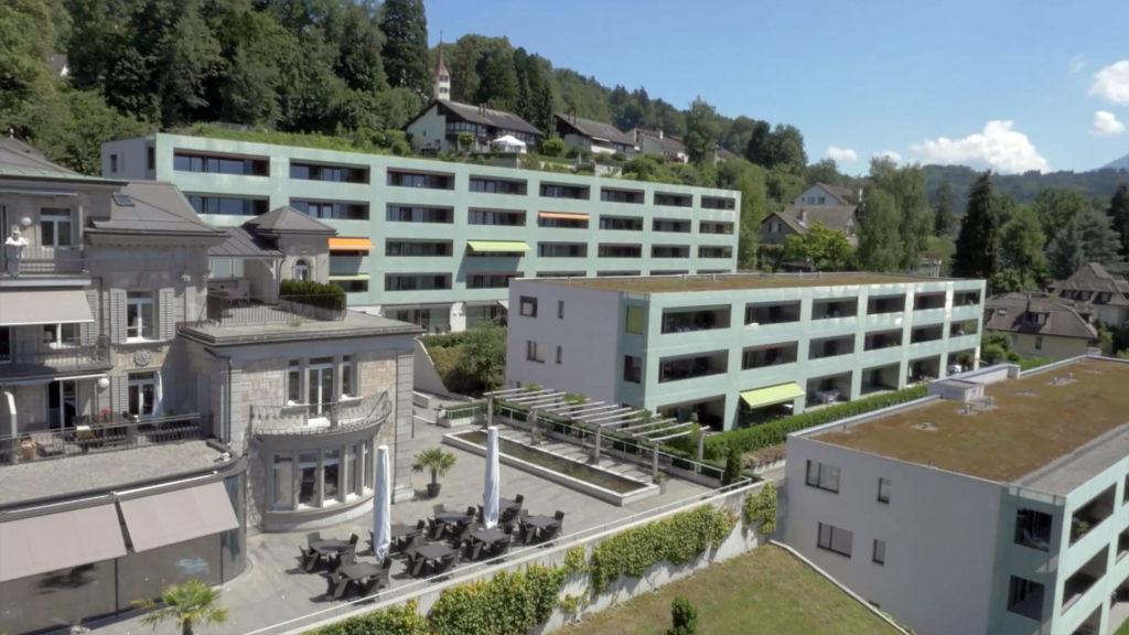Seniorenresidenz bellerive kreuzbuch luzern amberg - Architekt amberg ...